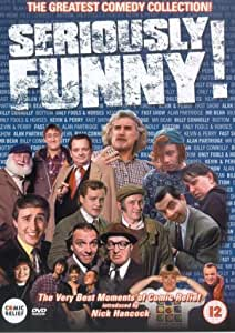 Seriously Funny - The Very Best Of Comic Relief [2002] [DVD]