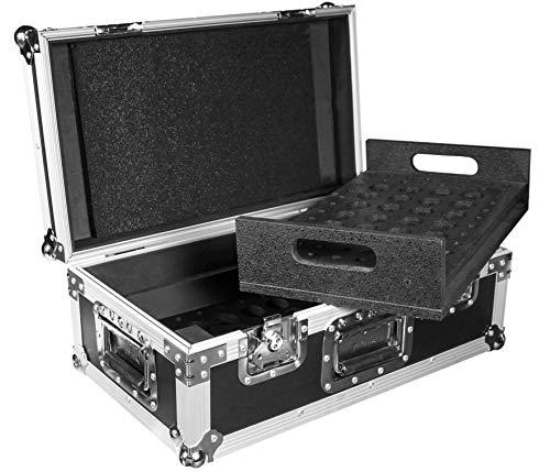 Tego Pro 27263 Universal Konus Adapter Case UKAC für 48 Konuse Transportkoffer Flightcase Koffer Koffercase Trusskoffer -