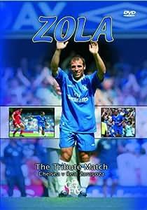 Zola - Chelsea FC [DVD]