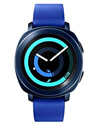 Samsung Gear Sport Smartwatch (Uk Version) - Blue