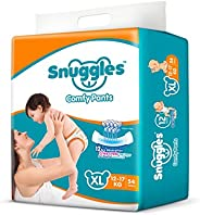 Snuggles Standard XL Size Diaper Pants (54 Count)
