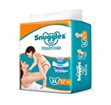 #7: Snuggles Standard Pants XL Size Diapers - 54 Count