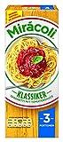 Mirácoli Spaghetti 3 Portionen Klassiker mit Tomatensauce, 5er Pack (5 x 397 g)