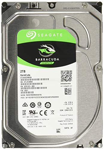 Seagate ST2000DM008 - Disco duro interno de 2 TB