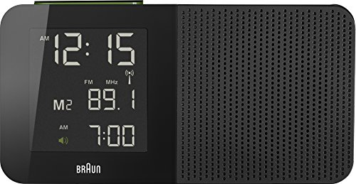 Braun BNC010 Radio-Funkwecker - 3