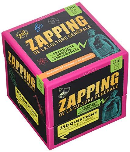 Coffret Quizz culture générale zapping par Collectif