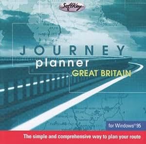 Journey Planner UK