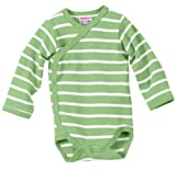Baby Butt Wickelbody Single-Jersey grün Größe 50/56
