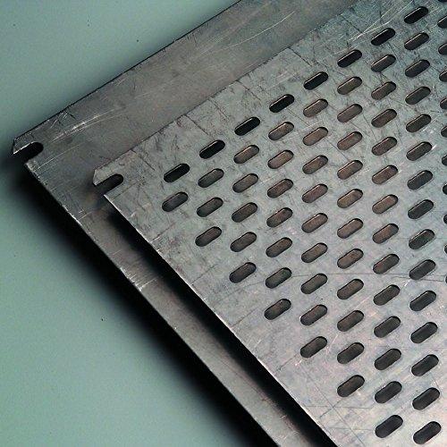 IDE plp450Montageplatte, Stahl verzinkt, Aufhängungen