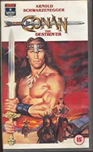 Conan the Destroyer [VHS] [Import allemand]
