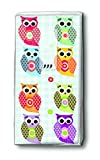 2x 10 Taschentücher Funny owls – Witzige Eulen / Eule / Motivtaschentücher