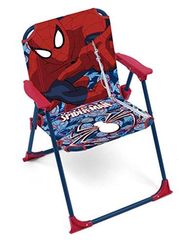 Kinder Campingstuhl AUSWAHL Klappstuhl Stuhl Sessel Gartenstuhl Darth Vader  Yoda Lightning McQueen (Spiderman)