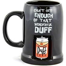 """Unitedlabels 0116659 The Simpsons - Bierkrug """"Spinning Duff Beer"""""""