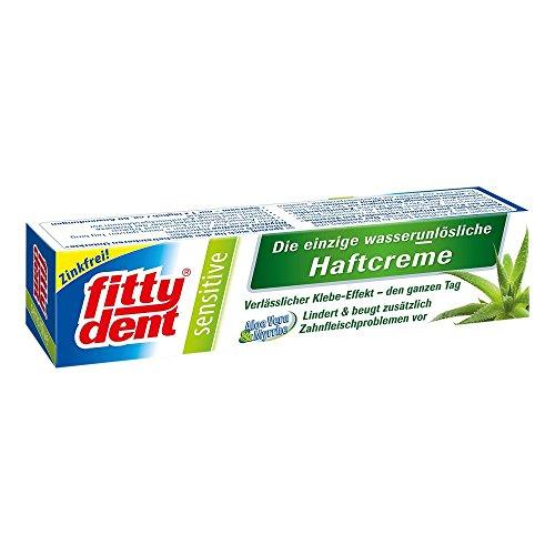 Fittydent Sensitive Crème adhésive 40 g crème