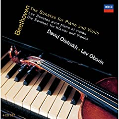 """Beethoven: Sonata for Violin and Piano No.5 in F, Op.24 - """"Spring"""" - 1. Allegro"""