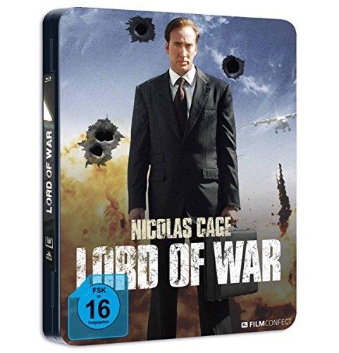 Lord of War - Händler des Todes (Steel Edition) [Blu-ray]