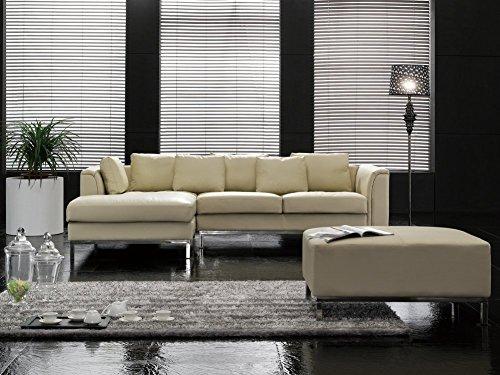 Divani ad angolo: Trova il divano che fa per il tuo soggiorno! 20 idee