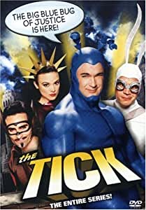 Tick: The Entire Series [DVD] [2001] [Region 1] [US Import] [NTSC]
