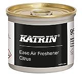 Katrin 954618 Ease Lufterfrischer, Duftgel, Citrus (12-er Pack)