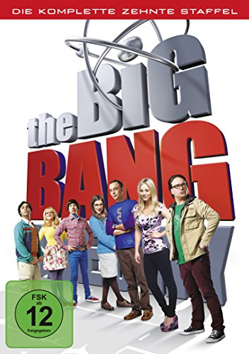 The Big Bang Theory: Die komplette 10. Staffel [DVD] -