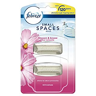 Febreze Set and Refresh Blossom and Breeze Air Freshener Refills, 2 x 5.5 ml
