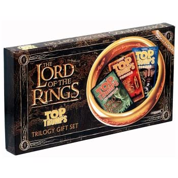 Top Trumps - Specials - The Lord of the Rings Trilogy: Amazon.co ...