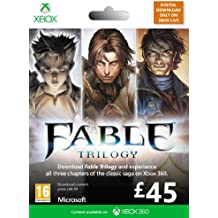 Xbox Live £45 Gift Card: Fable Trilogy [Online Game Card]