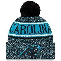New Era Carolina Panthers Beanie NFL 2018 Sport Reverse Knit