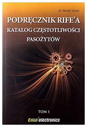 Katalog częstotliwości pasożytów wg Rife'a - Nenach Sylver [KSIĄŻKA]