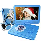"Best Portable Dvd Players - FUNAVO 10.5"" Portable DVD Player with Headphone, Carring Review"