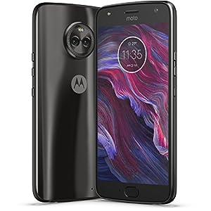 Moto X4 (Super Black, 64GB)