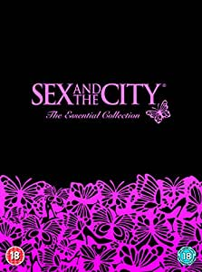 SEX AND THE CITY COMPLETE (2014 RE-PACK) [DVD]