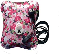 Amazing Mall Electric Heated Warm Bag - Pain Reliever, Hot Massager With Auto Cut Technology Cramp Remover, Eliminates Muscle Fatigue, Improves Blood Circulation - Useful In Winters, Long Heat Retaining, Hot Therapy Assorted Colour