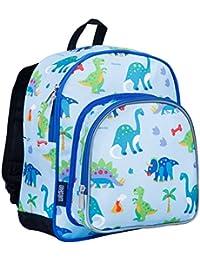Preisvergleich für Wildkin Land Rucksack für Kinder, Dinosaurier, Bunt, Farbe