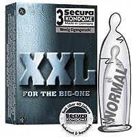 Kondome - Secura XXL 3er preisvergleich bei billige-tabletten.eu