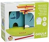 Goula - Elefante, juguete de madera (Diset 53422)
