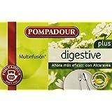 Pompadour Infusion Digestive Plus - 20 Bolsitas