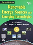 About the Book: Renewable Energy Sources & Emerging Tech This edition includes two new chapters that introduce contemporary practices in renewable technologies. It also discusses issues on environmental degradation and its reasons and remedies. W...