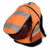 Shugon - Sac à dos haute visibilité - réf. 8001-621.38 - orange fluo - 23L - mixte homme / femme