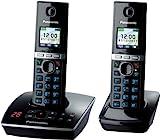 Panasonic KX-TG8062GB Telefon schnurlos mit Anrufbeantworter
