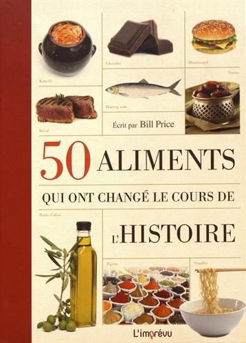 50 aliments qui ont changé le cours de l'Histoire