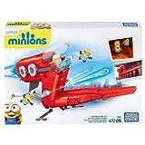 Mattel Mega Bloks CNF60 - Minions Movie Großes Spielset, Bau- und Konstruktionsspielzeug