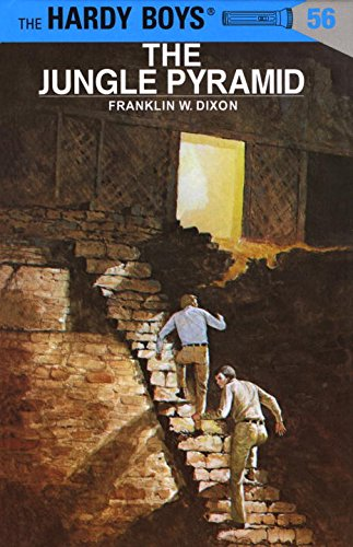 Hardy Boys 56: The Jungle Pyramid (Hardy Boys Mystery Stories)