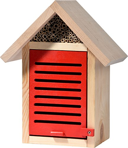 Luxus-Insektenhotels 22641e Design Florfliegenkasten Insektenhotel