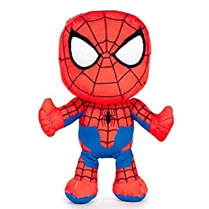 Play by Play Marvel Spiderman Peluche, Multicolor (760016671)