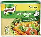 Knorr Gemüse Bouillon Brühe Dose