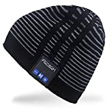 Rotibox Wireless Bluetooth Beanie Hat Ear Covers...
