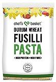 #4: Chef's Basket Durum Wheat Fusilli Pasta, 500g