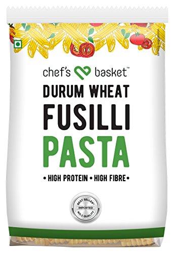 Chef's Basket Durum Wheat Fusilli Pasta, 500g