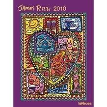 James Rizzi 2010. Posterkalender
